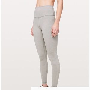 "Lululemon winder under tights 28"" BNWT"